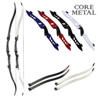 Core pro metal take down recurve handboog 66 70 inch 14 40 lbs