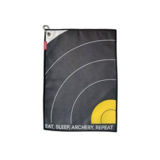 Socx Towel Eat Sleep Archery Repeat Field